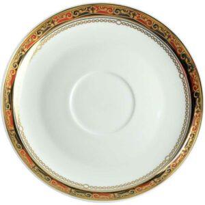 Блюдце Дерби Роял Аурель 2
