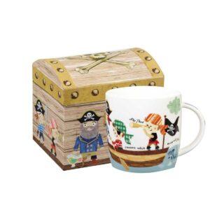 Чашка детская Churchill Пираты Little Rhymes в коробке 2