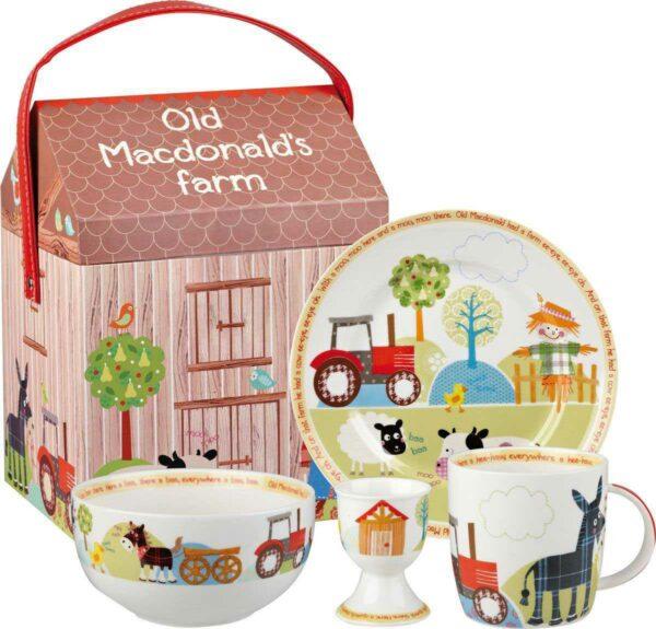 Набор детской посуды Churchil Ферма Little Rhymes в коробке 2