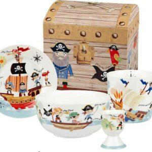 Набор детской посуды Churchill Пираты Little Rhymes в коробке 2
