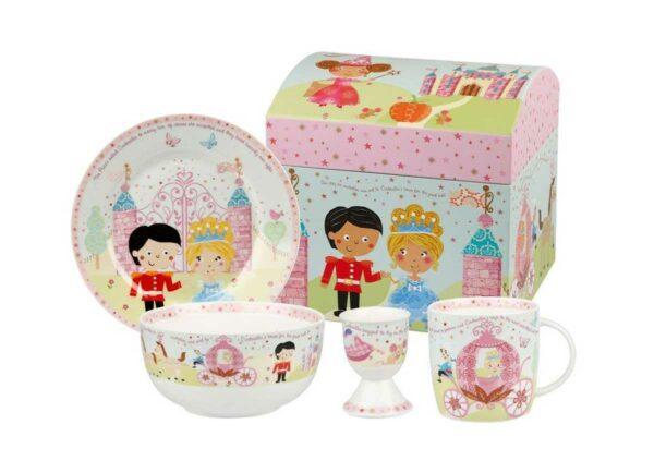Набор детской посуды Churchill Золушка в коробке 2