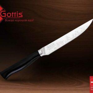 Универсальный нож кованый Готтис 2