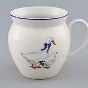 Кружка чайная 300 мл Мэри-Энн Гуси Леандер 0807 2