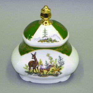 Шкатулка для чайных пакетиков 650 мл Мэри-Энн Царская охота Леандер 0763 2