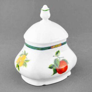 Шкатулка для чайных пакетиков 650 мл Мэри-Энн Фруктовый сад Леандер 080H 2