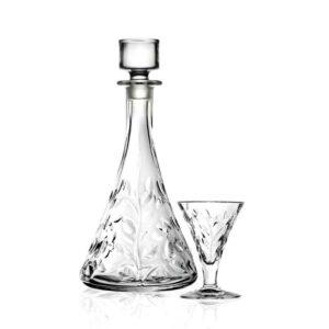 Набор для водки Laurus RCR Cristalleria Italiana 2
