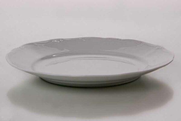 Набор тарелок 22см Веймар Недекорированный 2