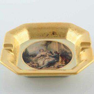 Пепельница 16.5х16.5х3 cm Boucher Bruno Costenaro2