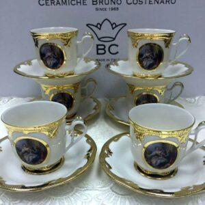 Набор чайных пар Boucher Bruno Costenaro2