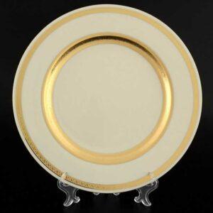 Набор тарелок 21 см Crem Gold 9321 Falkenporzellan 2