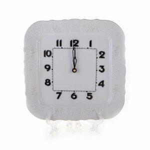 Часы настенные Бернадот Платина 2021 26 см 2