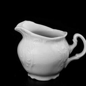 Молочник круглый 50 мл Недекорированный Bernadotte2