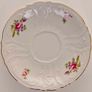 Набор блюдец Бернадот Полевой Цветок 5309011 15,5 см 2