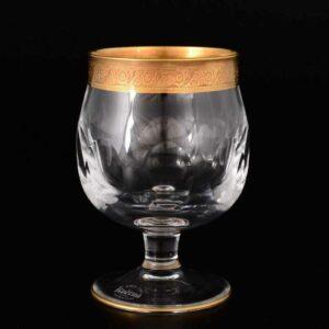 Набор бокалов для коньяка 250 мл Джесси Кристалайт Богемия 2
