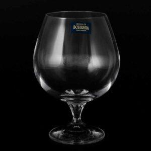 Набор бокалов для коньяка 400 мл BETTY Кристалайт Богемия 2