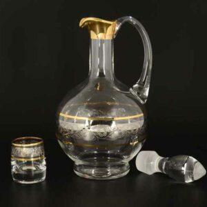 Набор для водки Идеал Панто Кристалайт Богемия 2