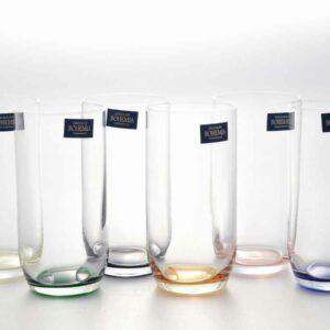Набор стаканов для воды Ara Ines 250 мл Кристалайт Богемия 2