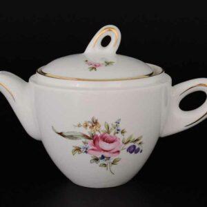 Чайник 400 мл Корона Полевой цветок Queen's Crown 2