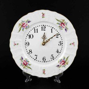 Часы круглые 22 см Полевой цветок Bernadotte 2