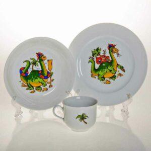 Набор детской посуды Дракоша 23819 Тхун 2