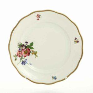 Набор тарелок 25 см Слоновая кость Sterne porcelan 2