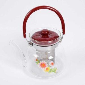 Чайник заварочный стеклянный Royal Classics 39387 2
