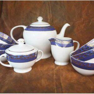 Чайный сервиз с Пиалами на 6 персон Акку Арман 2