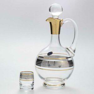 Набор питьевой Crystalex Идеал Панто V-D Bohemia 35640 2