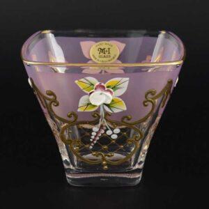 Варенница розовая 13 см Uhlir Bohemia 2