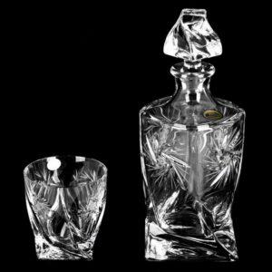 Набор питьевой Хрусталь Квадро Звезда Mclassic 2