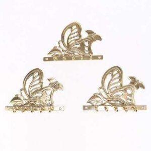 Держатель для ключей 16х16 см Бабочка Alberti Livio 2