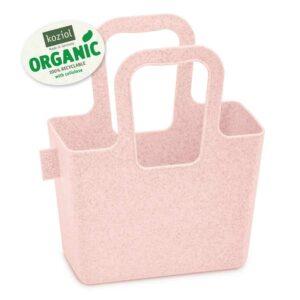 Органайзер Taschelini S Organic розовый Koziol 2
