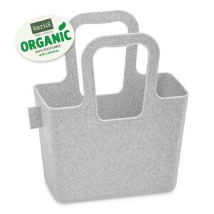 Органайзер Taschelini S Organic серый Koziol 2