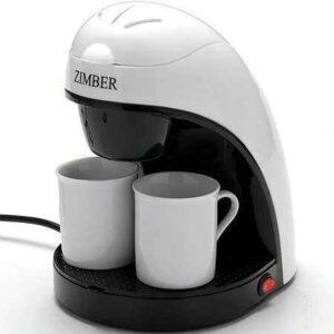 Электро-кофеварка 2 чашки 240 мл Zimber 10981 2