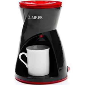 Электро-кофеварка чашка 150 мл Zimber 111702