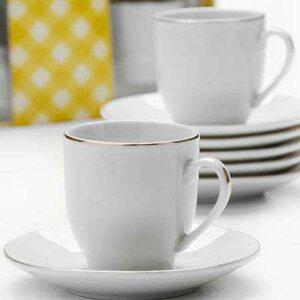 Кофейный набор 12 предметов Loraine 25609 2