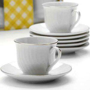 Кофейный набор 12 предметов Loraine 25611 2