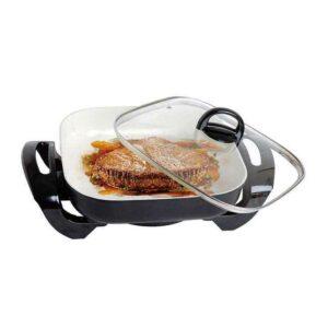Сковорода электр с керам покрытием Frank Moller 388-A 2