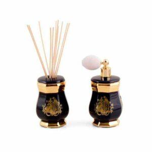 Стакан для ароматических палочек 8х8xH12 см Migliore Amante Blu 2