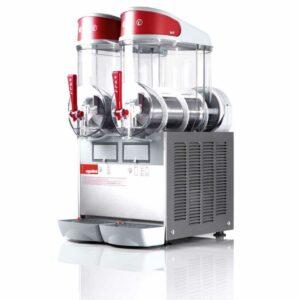 Фризер для мороженого слаша 2 ванны 2*10 Лт Beverage Kapp 59040020 2