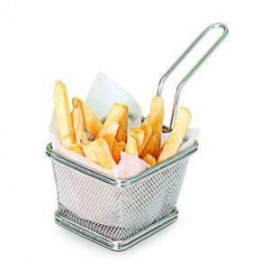 Корзина для картофеля фри с ручкой 105*9 см Table Top Kapp 56031009 2