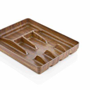 Раздвижной лоток для столовых приборов 5 COMPARTMENT Кухонные принадлежности Evelin 10105 2
