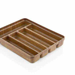 Раздвижной лоток для столовых приборов ULTRA Кухонные принадлежности Evelin 10225 2