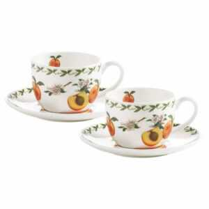 Набор 2 чашки 2 блюдца Абрикос Чашка Maxwell Williams 55821 2