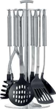 Набор кухонных инструментов с нейлоновым покрытием 7 пр NADOBA ANEZKA 2