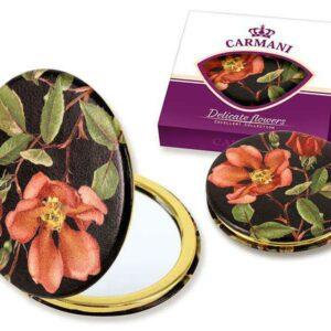 Зеркало карманное Чайная роза Зеркало карманное Carmani 489302