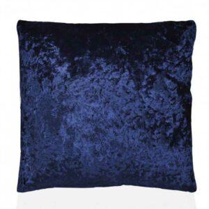 Подушка бархатная Blue Velvet Andrea House