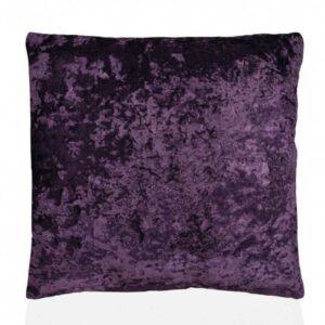 Подушка бархатная Purple Velvet Andrea House