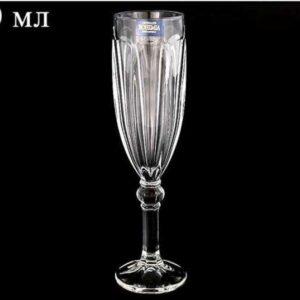 Фужер для шампанского Rubin 160мл Кристалайт Богемия 18940 2