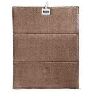 Подложка для просушивания посуды 45х60см серо-коричневый Harman 1
